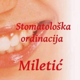 Stomatološka ordinacija Miletić